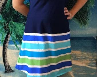 Modest Swimsuit ladies/ teen/ women Small/ ready to ship/custom