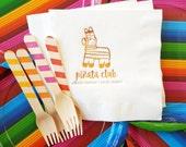 piñata club napkins