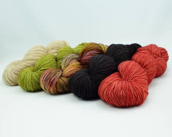Starting Point Joji Locatelli MKAL Yarn Set - 500g total - Ready to Ship - Always Be Yourself Unless You Can Be a Unicorn