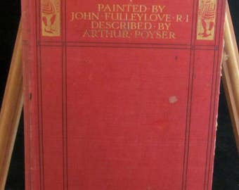 The Tower of London Vintage 1908 first edition