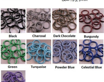 20mm Rubber Orings - Choose color