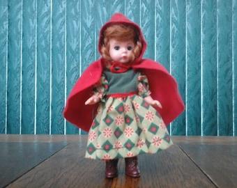 Little Red Riding Hood Doll Madam Alexander Dolls