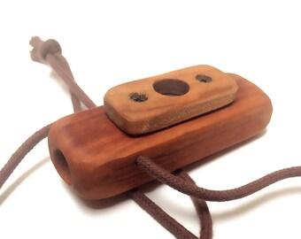 KAZOO beautiful hardwood wood!