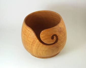 "Yarn Bowl - 6"" wide x 4"" tall"