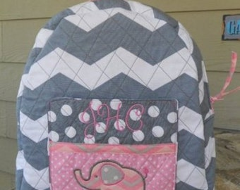 Toddler Backpack * Mini Diaper Backpack * Personalized