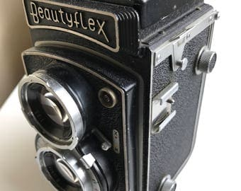 Beautiful Beautiflex TLR Camera