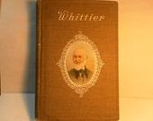 POEMS by John Greenleaf Whittier 1800s