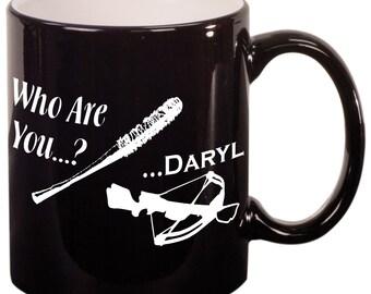 Who Are You? Mug