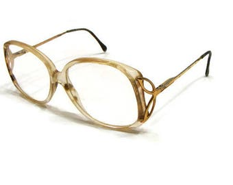 Vintage Reading Glasses Retro Reading Glasses Vintage Square Glasses Large Square Reading Glasses Vintage Oversized Glasses