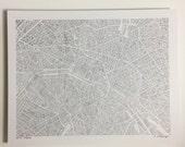 paris PRINT, 11x14