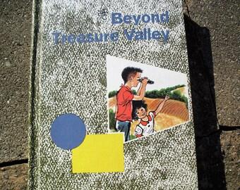 Vintage Book Beyond Treasure Valley