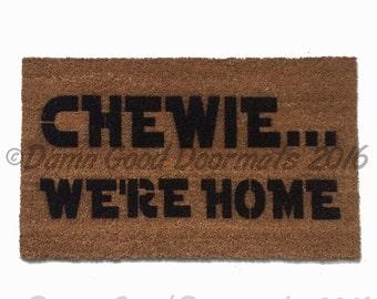 Chewie, we're home - sci fi novelty geek stuff fan art buzzfeed