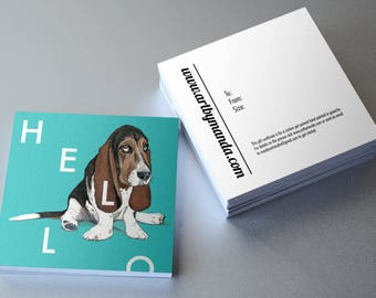 Gift Certificate for a Hand Painted Custom Pet Portrait -  You Choose Size - Mothers Day Gift Idea