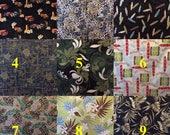 Boys Handmade Hawaiian Aloha Shirt  6mo to 11/12 17 Fabrics to Choose from