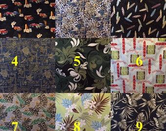 Boys Handmade Hawaiian Aloha Shirt  6mo to 11/12   18 Fabrics to Choose from