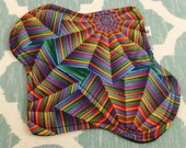 """Ready To Ship 6.5"""" Cloth Liner, Quilter's Cotton, Flannel Backed, Daily Liner"""