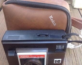 SPRING SALE Vintage Kodak Instamatic x-15F camera. Vintage camera, vintage photography, vintage photographer.