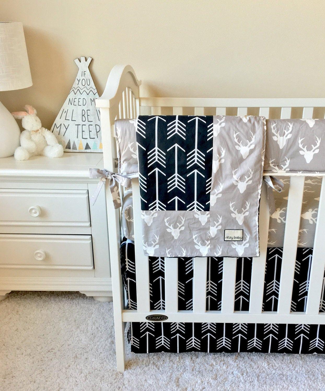 Baby Crib Sets For Boys Luxury Baby Crib Set Bumperless Baby