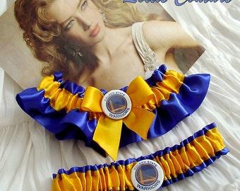 Garters, wedding garters, bride to be, team bride, toss garter, keepsake garter, garter set, sports garters, custom garters, garter