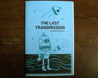 The Last Transmission comic