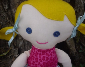 Spring sale, stuffed doll, cotton plaything,