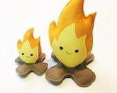Campfire Carl Mini - Ready to Ship