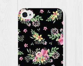iPhone 6 Plus Case Floral iPhone 7 Case Floral Phone Case iPhone SE Case iPhone 6s Case Samsung Galaxy S7 Case iPhone 5c Case iPhone 5s Case