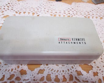 Kenmore Sewing Machine Attachments model #158.6845 or 158.6846