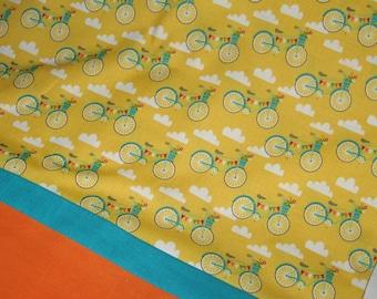 Bicycle Pillowcase