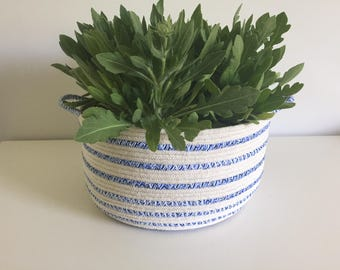 Small Rope Planter