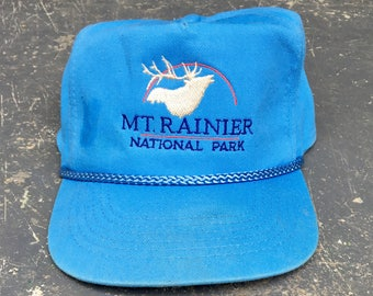 Vintage Rainier National Park Hat