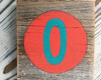 O Wood Tile