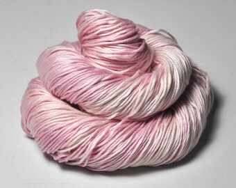 Celebrating Hanami - Silk/Cashmere Fingering Yarn