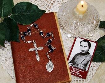 Unbreakable Catholic Chaplet of St. John Neumann - Patron Saint of Catholic Education