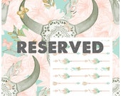 Reserved Listing for Chelsea