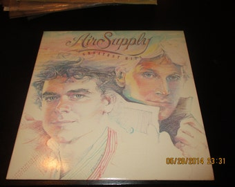 Air Supply vinyl - Greatest Hits vinyl - Original - Vintage Vinyl record LP in NM-  Condition