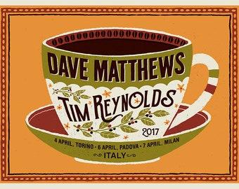 Dave & Tim Italy
