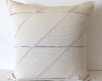 Pastel Heaven Pick Up Sticks Pillow Cover