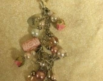 purse charms, chunky charm, planner charm/bling, backpack charm, zipper pull