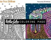 50% Off Today- Dental coloring, Dentist Teeth Tooth Anatomy coloring book, adult coloring book, coloring pages, adult coloring pages, printa