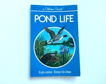 Pond Life Golden Guide - thomas-dubois.com