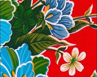 Tropical Tablecloth Etsy
