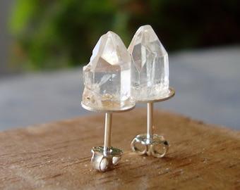 stud earrings topaz jewelry