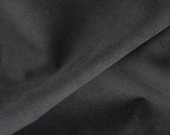 "Tools & Supplies-Ultrasuede ® ST Soft-Small 2 1/2""x12""-Black Onyx-Quantity 1"