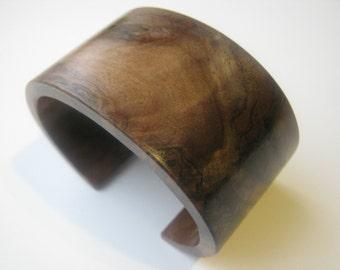 Walnut Burl Cuff