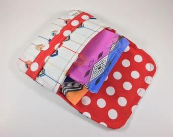 Sanitary Pad Holder Tampon Case Arrows
