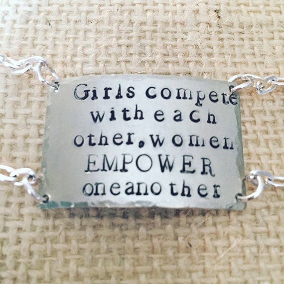 Girls Compete With Each Other Women Empower One Another-Quote-9372