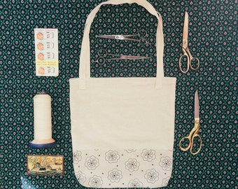 canvas Tote bag| book bag| market bag| every