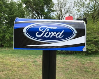 Ford Mailbox