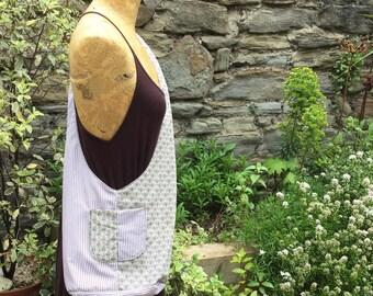 Two Tone Sling Bag, Shoulder, Bucket Bag,